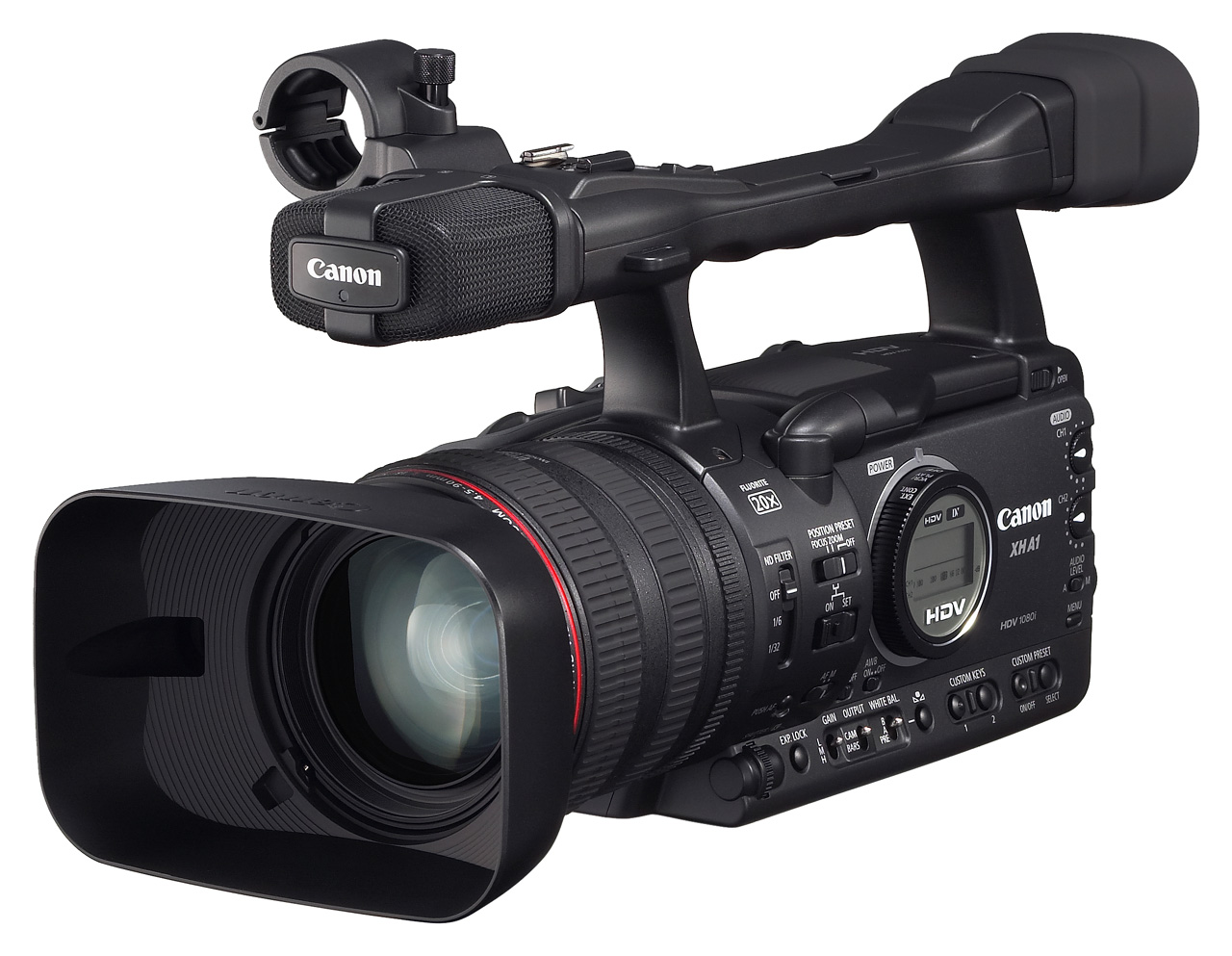 Canon XHA1 HD Video Camera